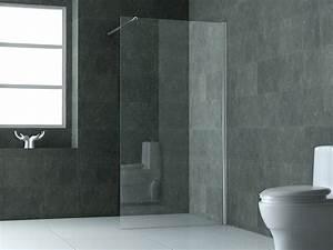 Vitre Douche Italienne : paroi vitre douche italienne saniclass smoke douche a l ~ Premium-room.com Idées de Décoration