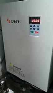 Fuji Partner Sanch Ac Motor Drive 3 Phase Vector Control