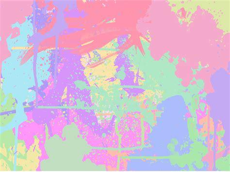 BackgroundWarna Kuning Pastel Ginting Gambar