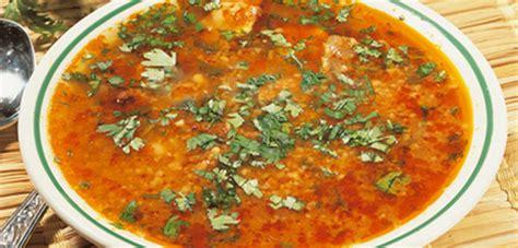 ustensiles de cuisine recette chorba frik soupe algérienne recette ramadan