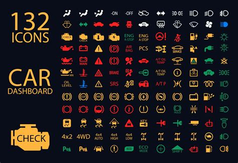 If You See These Warning Lights On Your Car Dashboard