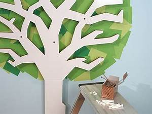 Baum Als Garderobe : garderobe in baumform selber machen heimwerkermagazin ~ Buech-reservation.com Haus und Dekorationen