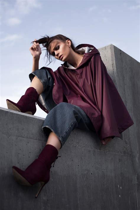 edmonton fashion photographer urban fashion raven