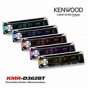 New Kmr Mp3 Usb Ipod Iphone Pandora Stereo Player   2