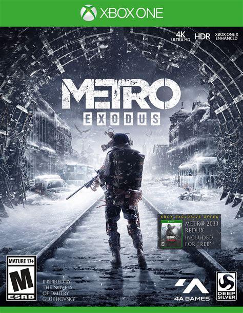 metro exodus release date xbox  ps
