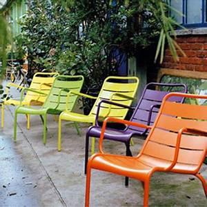 Mobilier De Jardin Fermob : mobilier de jardin design fermob pas cher chez magasin de meubles design ~ Dallasstarsshop.com Idées de Décoration