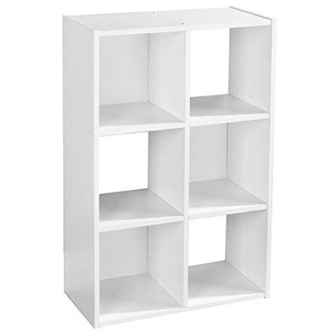 closetmaid stackable 3 cube organizer white closetmaid 8996 cubeicals 6 cube organizer white rings