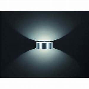 Wandlampe Bad Led : stilechte wandleuchte led up downlight design rund fosca ~ Markanthonyermac.com Haus und Dekorationen