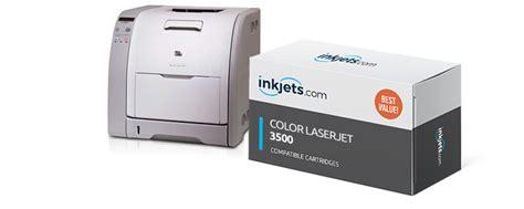 hp color laserjet 3500 hp color laserjet 3500 toner cartridge inkjets