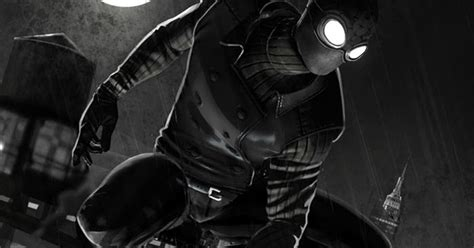 spider man noir wallpaper engine  wallpaper