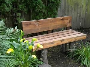 Gartenbank Metall Holz : gartenbank holz massiv bauanleitung ~ Michelbontemps.com Haus und Dekorationen