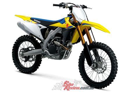 2019 Suzuki Rm by Updated 2019 Suzuki Rm Z250 Announced Bike Review