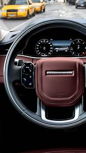 Wallpaper Range Rover Evoque, interior, SUV, 2019 Cars, 4K