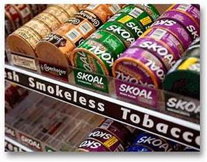 Cigarette and Tobacco: Smokeless Tobacco Products Cause ...