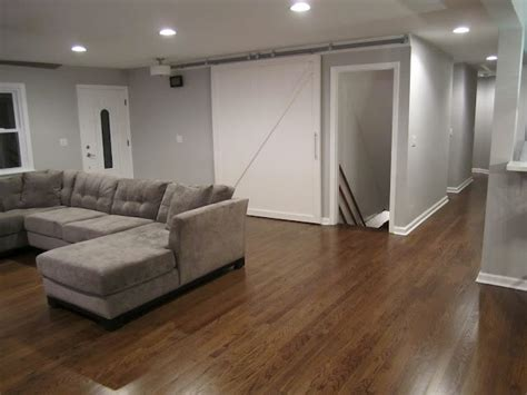 Doors To Living Room by Interior Barn Door Contemporary Living Room New York