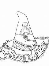 Wizard Oz Coloring Pages Tin Drawing Sheets Dorothy Wood Emerald Lady Dark Printable Toto Shirt Deviantart Easy Log Drawings Witch sketch template