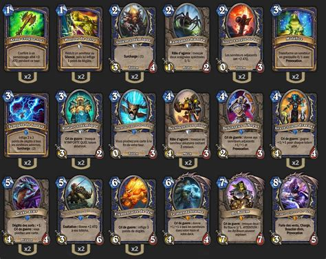 Warrior Decks Hearthstone Tgt by Hearthstone Totem Shaman Deck Gameplay 28 Images