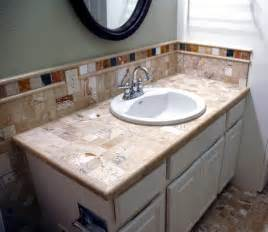travertine bathroom countertops bathroom design ideas - Bathroom Travertine Tile Design Ideas