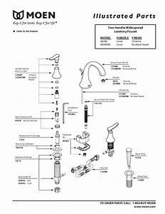 Moen Monticello Kitchen Faucet Repair Instructions
