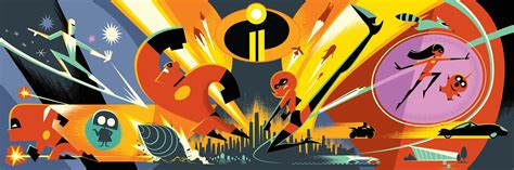 Incredibles 2 Trailer Teaser Prepares For The Family's