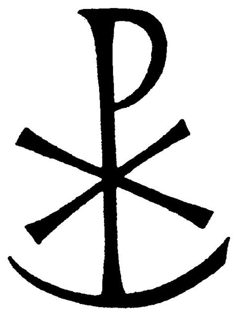 Chi rho, The anchor and Anchors on Pinterest