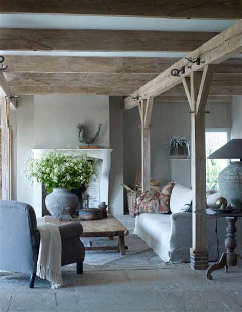 Modern Country Style Belgian Style Interiors Living Rooms