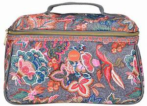 Oilily Beauty Case : oilily jatin flowers l beauty case cosmetic bag toilet ladies grey dove ebay ~ Orissabook.com Haus und Dekorationen
