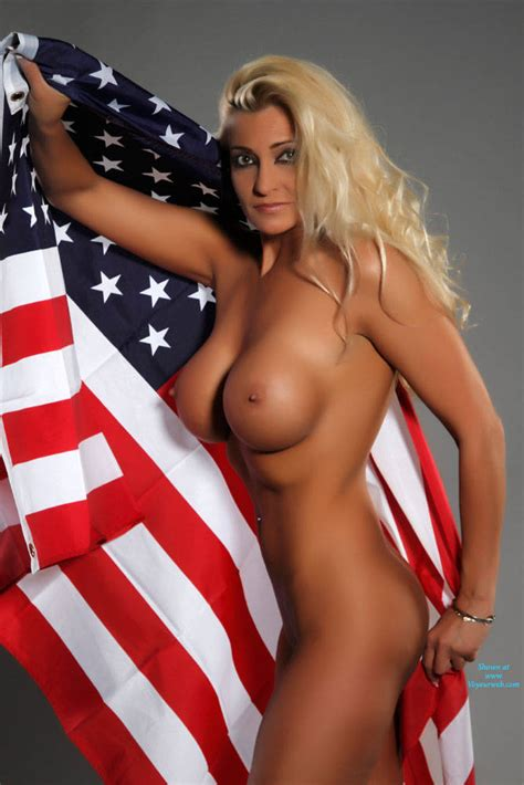 Busty Blonde American April Voyeur Web Hall Of Fame