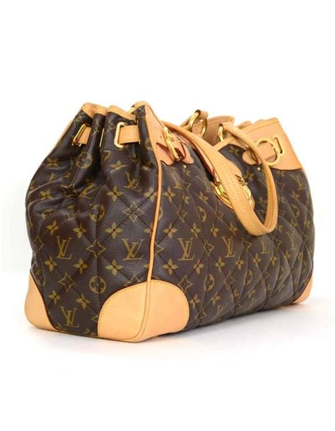 louis vuitton monogram etoile shopper tote  ghw