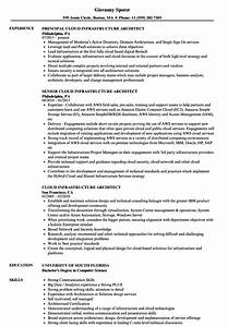 cloud infrastructure architect resume samples velvet jobs With cloud security architect resume