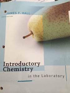 Introdcutory Chemistry Lab Manual 6th Edition