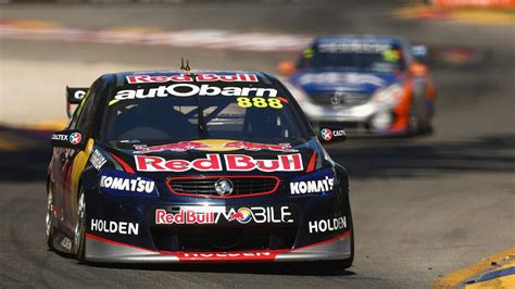 supercars  red bull racing future  holden closes