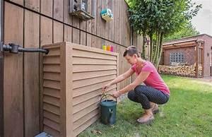 Sockel Für Regentonne Selber Bauen : raccolta acqua piovana grondaie sistema raccogliere acqua ~ Watch28wear.com Haus und Dekorationen