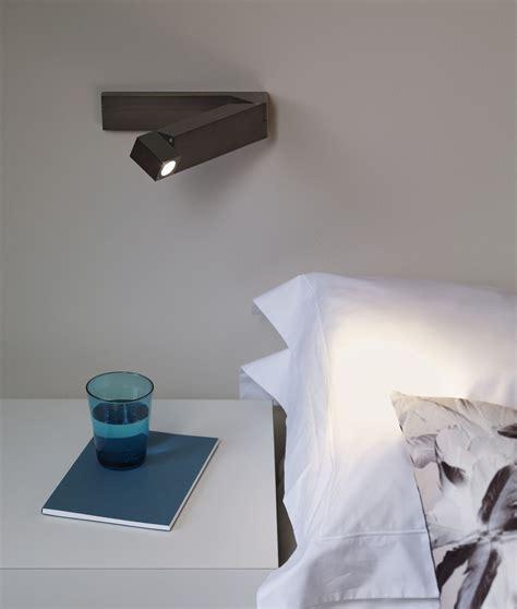 Adjustable Slim Led Bedside Reading Light In 4 Finishes