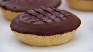 Mary Berry's Jaffa Cakes Recipe Great British Baking Show PBS Food