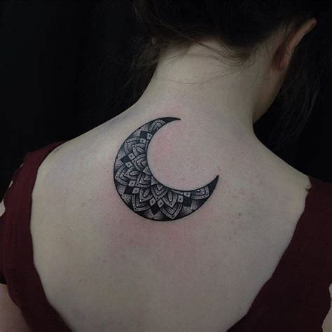 moon tattoo  moon  tattoo  tattoochiefcom