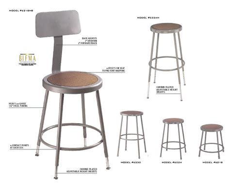 Ingolf Bar Stool White by Stool Height Prince Furniture