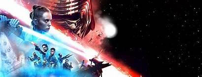 Wars 4k Banner Wallpapers Ultra Episode Movies
