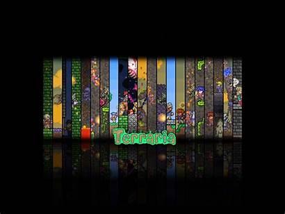 Terraria Backgrounds Desktop Femcan Wallpapers Xbox360 Normal