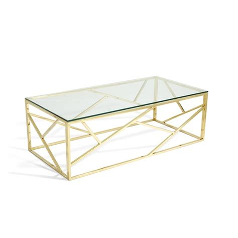 cheap gold coffee table buy cheap clear glass coffee table compare tables prices