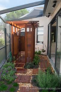 his and bathroom floor plans outdoor shower ideas content in a cottage