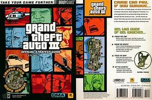 Grand Theft Auto Iii Official Playstation 2 Strategy Guide