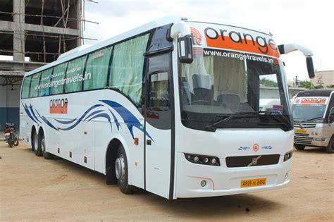 orange travels  bus booking   discount