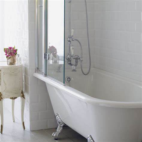 burlington hton showering bath