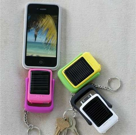 cool iphone chargers piquing our an eco solar phone charger just for