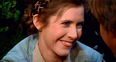Princess Leia Organa From Star Wars Episode 6 Return Of