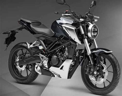 Cb Modifikasi Gray by New Honda Cb125r 2019 Review Spesifikasi Fitur Warna