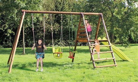altalena bimbi giardino area giochi giardino apache altalene rete vano