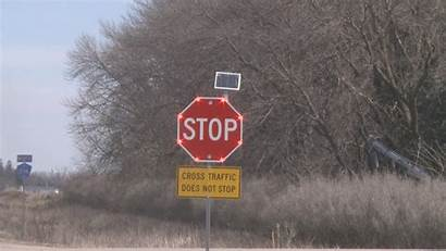 Stop Signs Led Way Accidents Curb Traffic