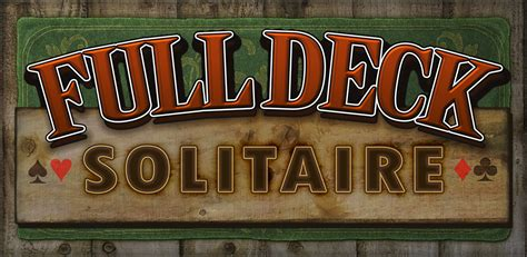 Full Deck Solitaire Amazoncouk Appstore For Android